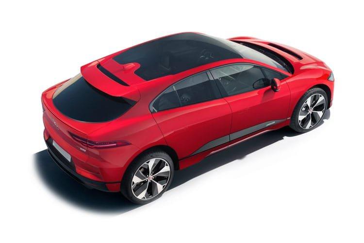 Jaguar i Pace Estate 294kw ev400 s 90kwh 5dr Auto [11kw Charger] - 5