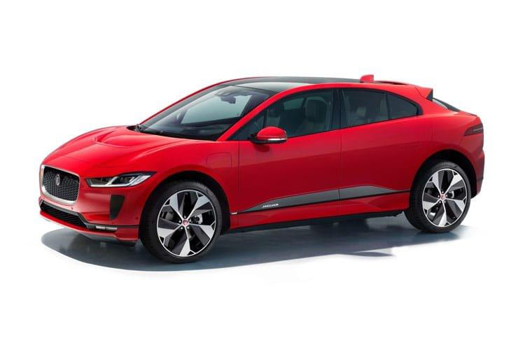Jaguar i Pace Estate 294kw ev400 s 90kwh 5dr Auto [11kw Charger] - 2