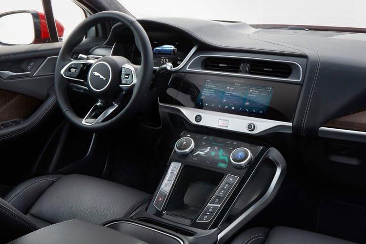 Jaguar i Pace Estate 294kw ev400 s 90kwh 5dr Auto [11kw Charger] - 8