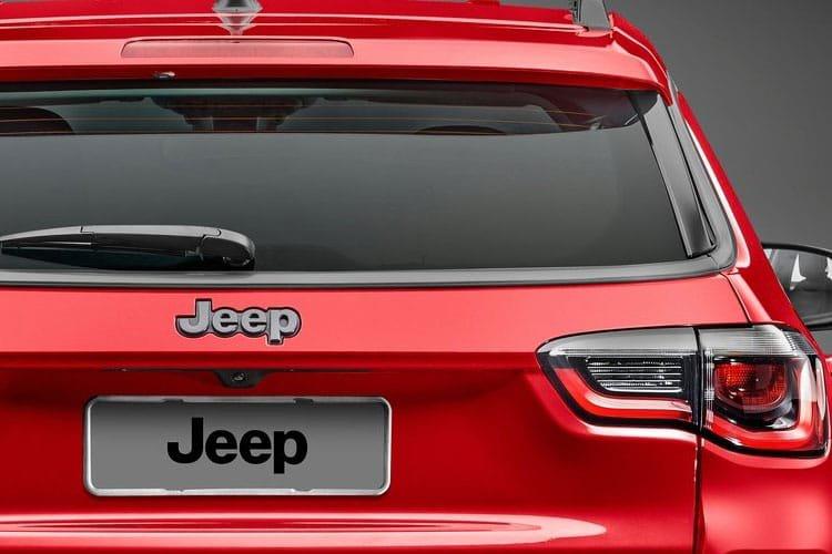 Jeep Compass sw Diesel 1.6 Multijet 120 Limited 5dr [2wd] - 26