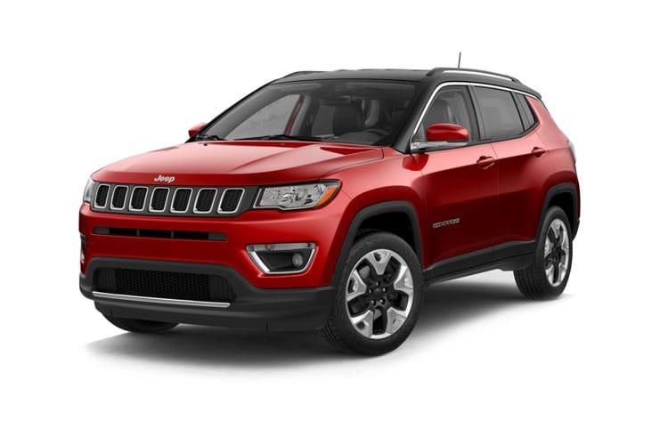 Jeep Compass sw Diesel 1.6 Multijet 120 Limited 5dr [2wd] - 25