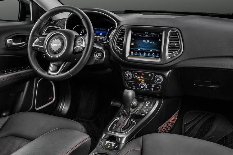 Jeep Compass sw Diesel 1.6 Multijet 120 Limited 5dr [2wd] - 28