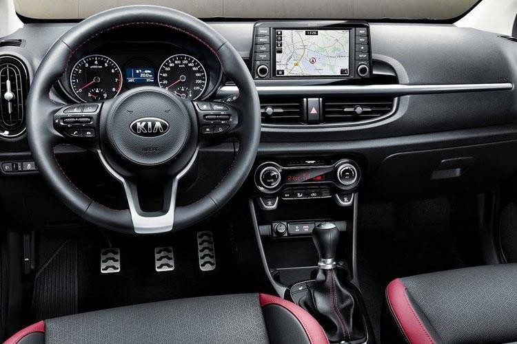 kia Picanto Hatchback 1.0 x Line 5dr Auto - 4