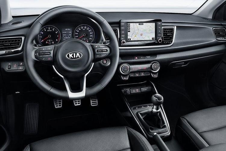 kia rio Hatchback 1.0 t gdi 48v 118 gt Line s 5dr - 4