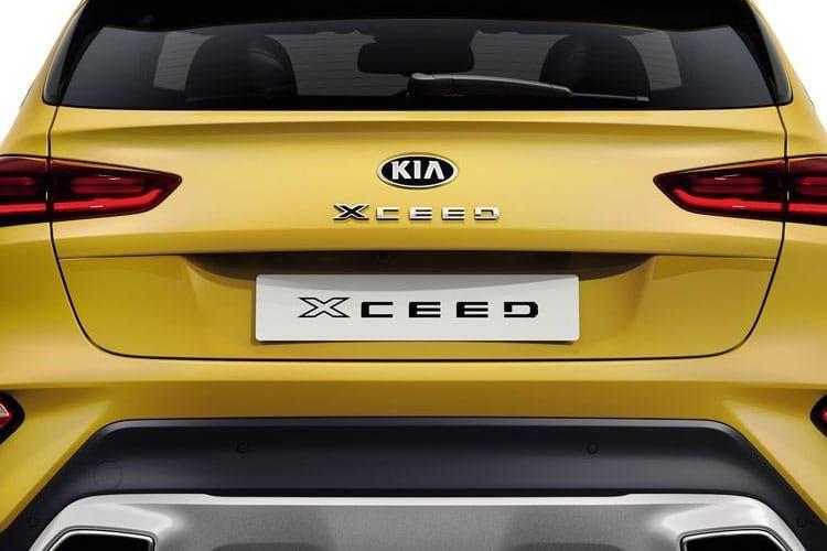 kia Xceed Hatchback 1.5t gdi isg 3 5dr - 2
