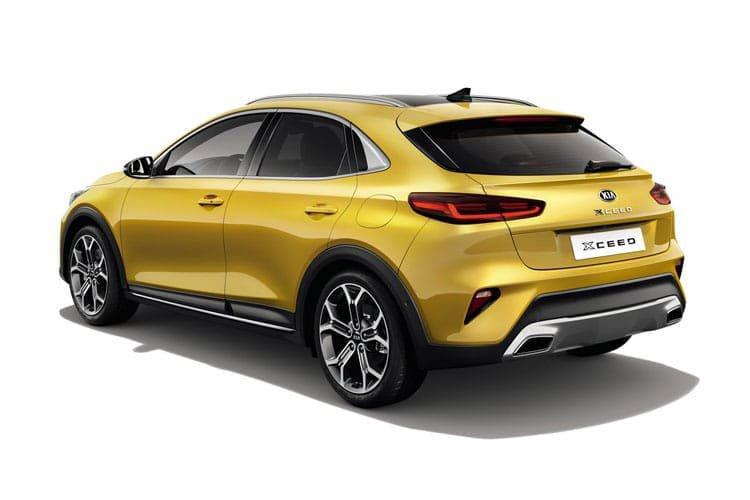 kia Xceed Hatchback 1.5t gdi isg 4 5dr dct - 2
