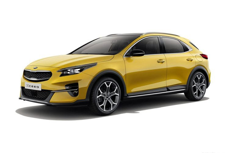 kia Xceed Hatchback 1.5t gdi isg 4 5dr - 1