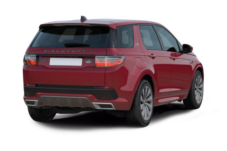 Land Rover Discovery Sport sw 2.0 p200 s 5dr Auto - 28