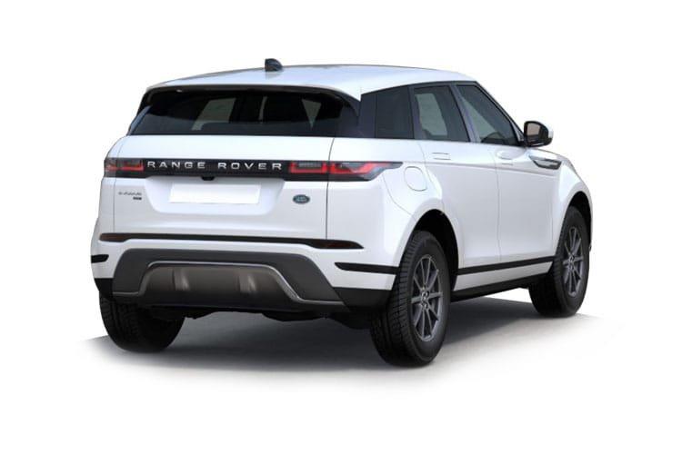 Land Rover Range Rover Evoque Diesel Hatchback 2.0 d165 r Dynamic 5dr Auto - 6