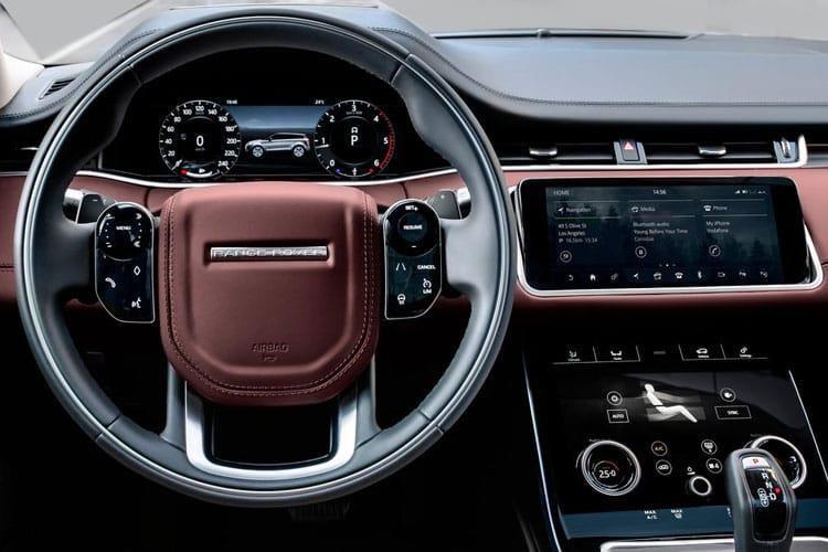 Land Rover Range Rover Evoque Diesel Hatchback 2.0 d165 s 5dr Auto - 8