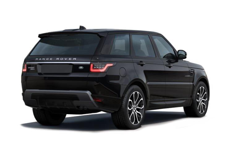 Land Rover Range Rover Sport Estate 2.0 P400e hse Silver 5dr Auto - 27