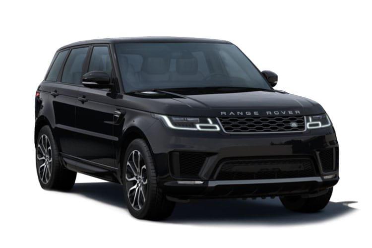 Land Rover Range Rover Sport Estate 2.0 P400e hse Silver 5dr Auto - 1