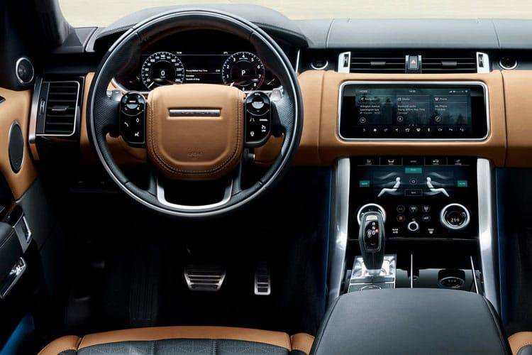 Land Rover Range Rover Sport Estate 2.0 P400e hse Silver 5dr Auto - 32