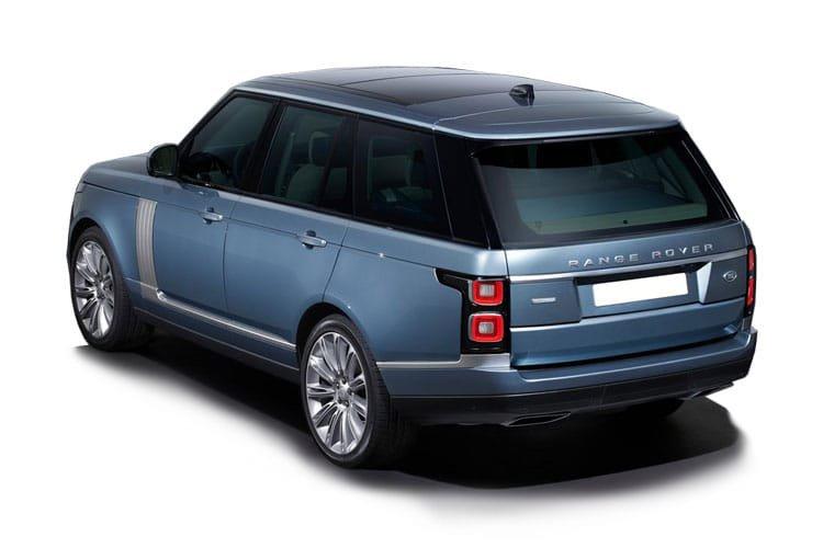 Land Rover Range Rover Estate Special Edition 2.0 P400e Westminster Black 4dr Auto - 2