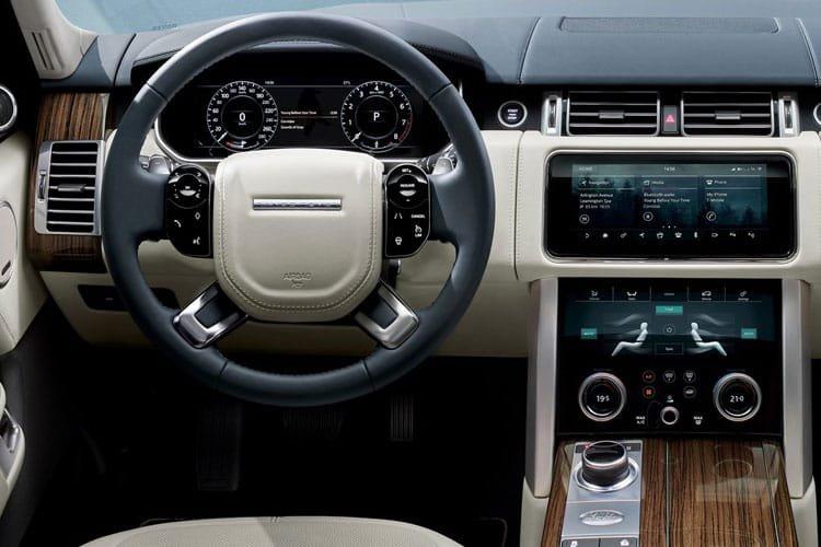 Land Rover Range Rover Estate Special Edition 2.0 P400e Westminster Black 4dr Auto - 4