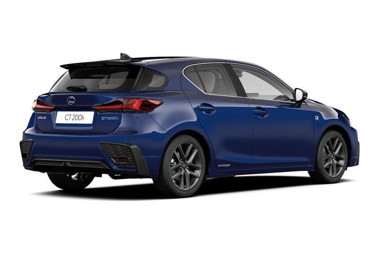 Lexus ct Hatchback 200h 1.8 5dr cvt [sport Pack] - 27