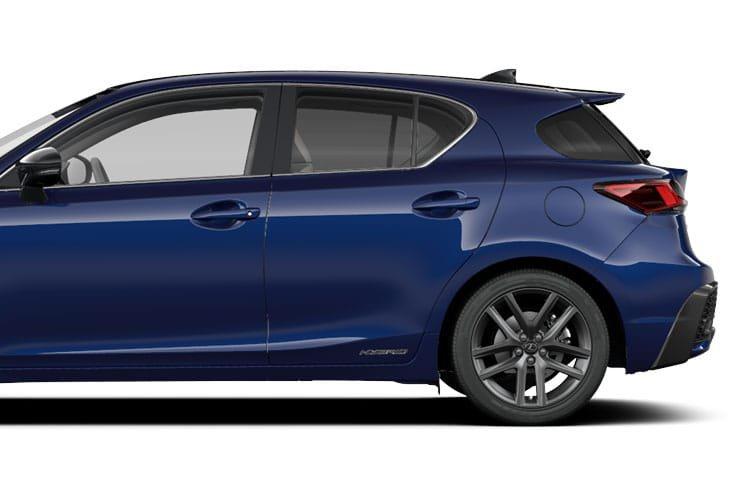 Lexus ct Hatchback 200h 1.8 5dr cvt [sport Pack] - 26