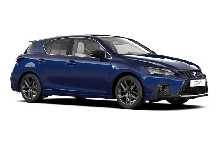 Lexus ct Hatchback 200h 1.8 5dr cvt [sport Pack] - 25