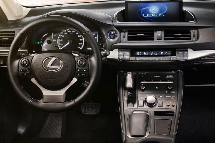 Lexus ct Hatchback 200h 1.8 5dr cvt [sport Pack] - 28