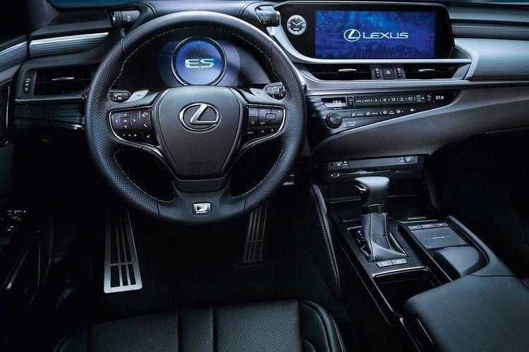 Lexus es Saloon 300h 2.5 4dr cvt - 28