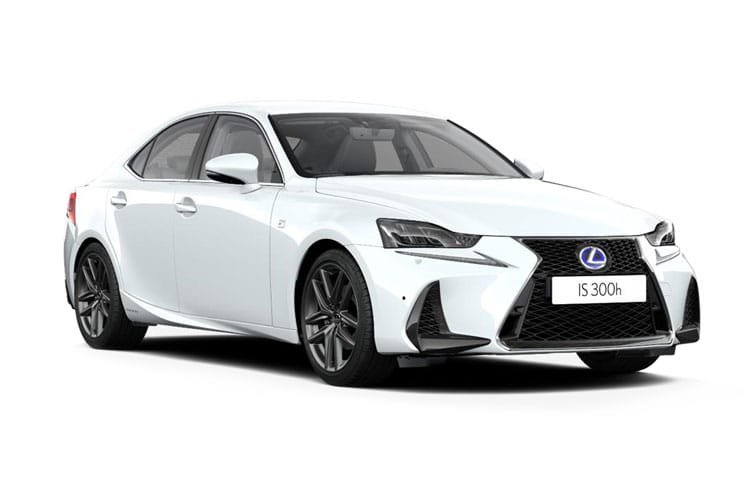 Lexus is Saloon Special Editions 300h f Sport i Blue Limited Edition 4dr cvt Auto - 1