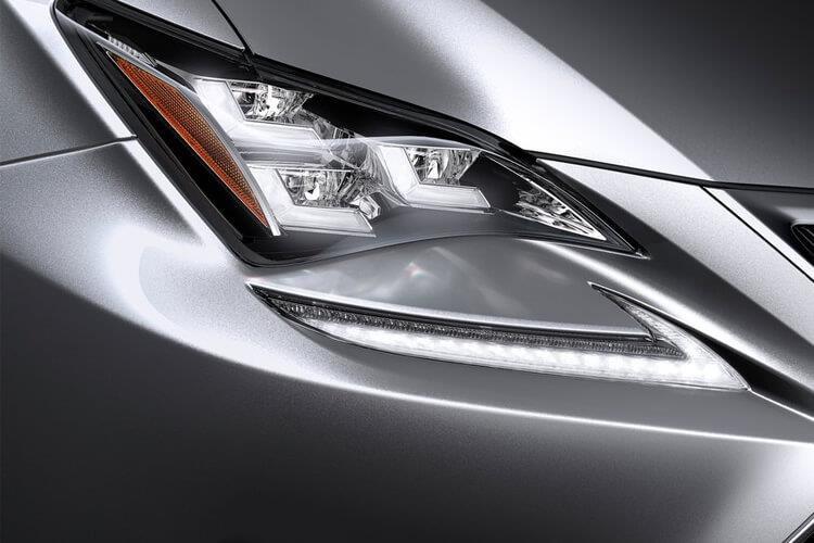 Lexus rc Coupe 300h 2.5 f Sport 2dr cvt [takumi Pack] - 27