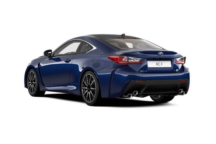 Lexus rc f Coupe Special Edition 5.0 Track Edition 2dr Auto - 30