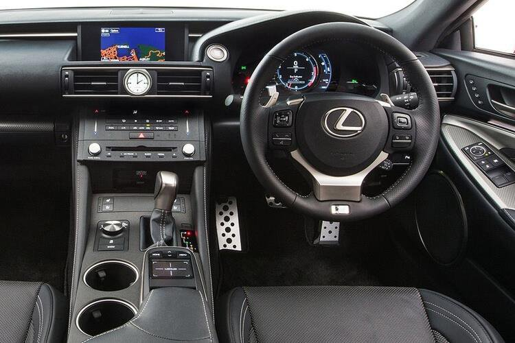 Lexus rc f Coupe Special Edition 5.0 Track Edition 2dr Auto - 31
