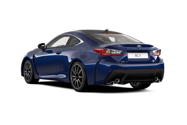 Lexus rc f Coupe 5.0 2dr Auto [track Pack] - 27