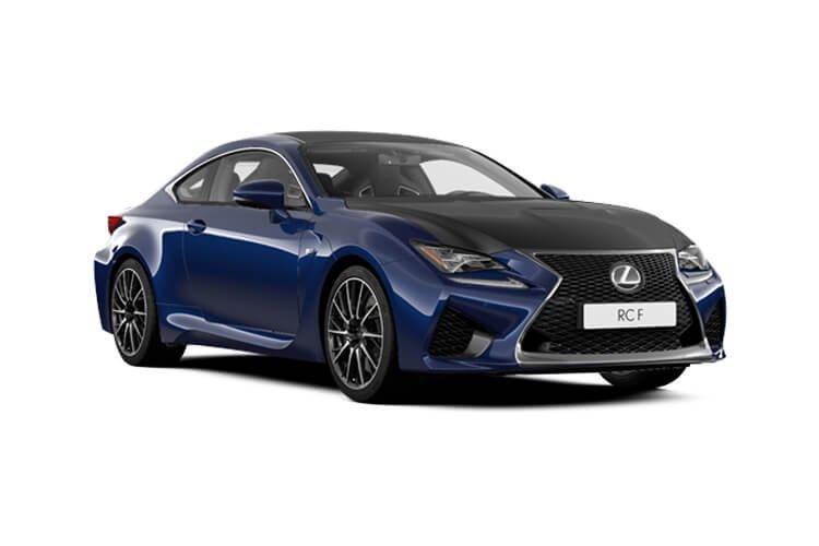 Lexus rc f Coupe 5.0 Carbon 2dr Auto [track Pack] - 25