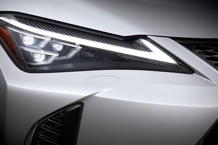 Lexus ux Hatchback 250h 2.0 5dr cvt [nav] - 27