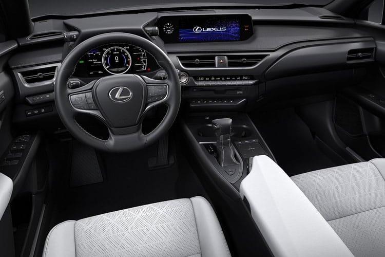 Lexus ux Hatchback 250h 2.0 5dr cvt [nav] - 31