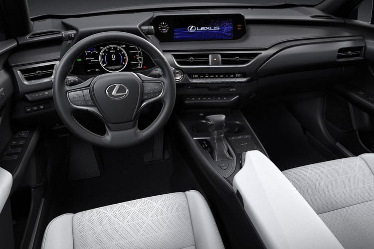 Lexus ux Hatchback 250h 2.0 5dr cvt [premium Packnav] - 32