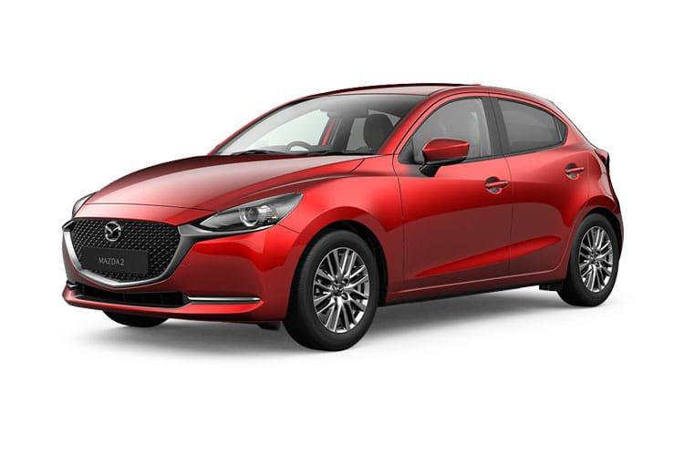 Mazda mazda2 Hatchback 1.5 Skyactiv g 75 se l nav 5dr - 25