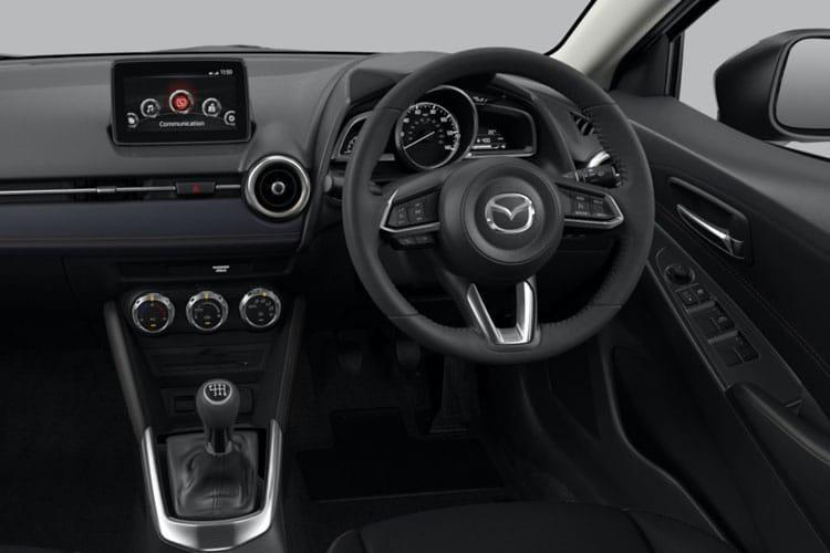 Mazda mazda2 Hatchback 1.5 Skyactiv g 75 se l nav 5dr - 28