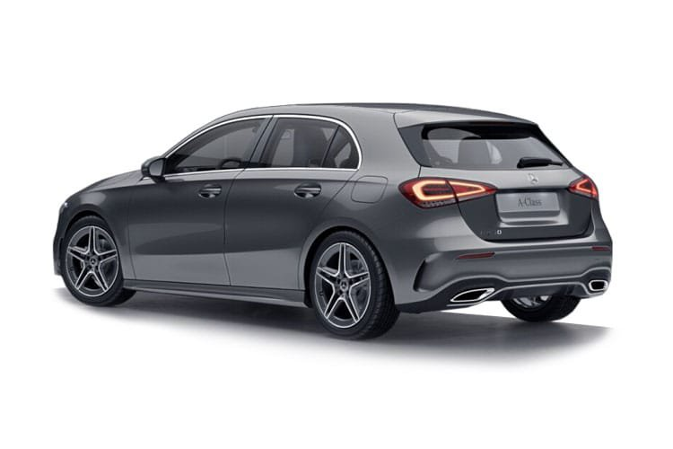 Mercedes a Class amg Hatchback a45 s 4matic+ Plus 5dr Auto - 26
