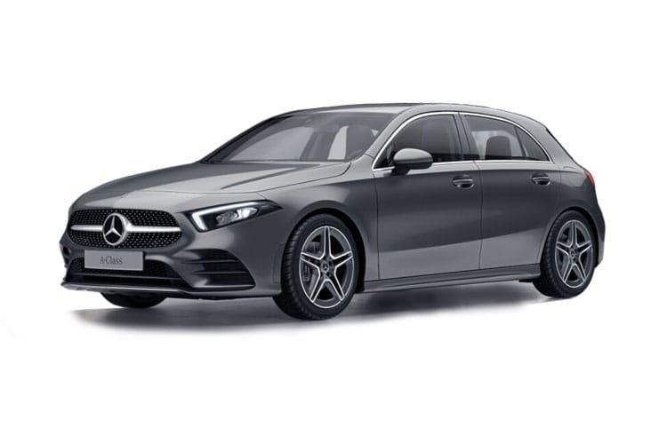 Mercedes a Class Diesel Hatchback A220d amg Line Executive 5dr Auto - 26
