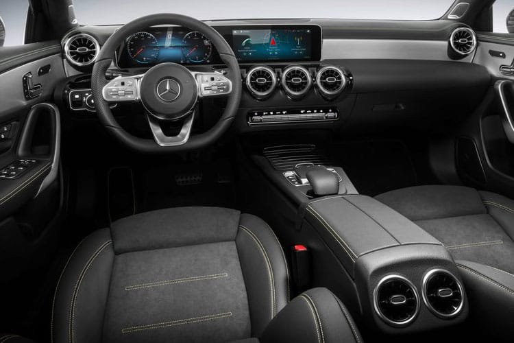 Mercedes a Class Diesel Hatchback A220d amg Line Executive 5dr Auto - 31