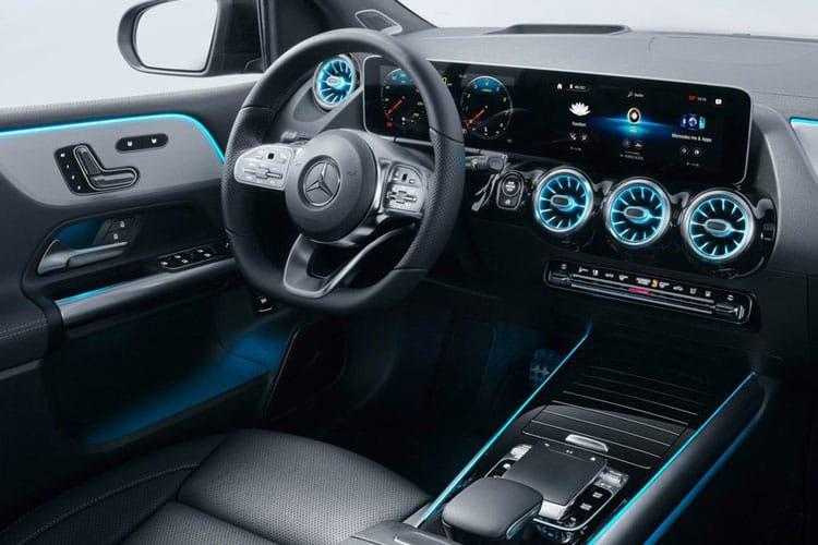 Mercedes b Class Diesel Hatchback B200d Sport Executive 5dr Auto - 34