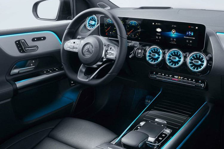 Mercedes b Class Hatchback b180 amg Line Premium 5dr Auto - 31