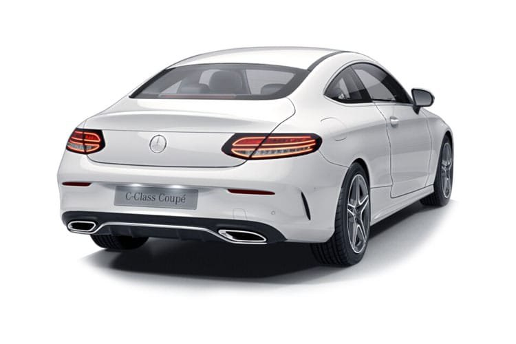 Mercedes c Class Coupe Special Editions C300d 4matic amg Line Night ed Prem+ 2dr 9g Tronic - 2