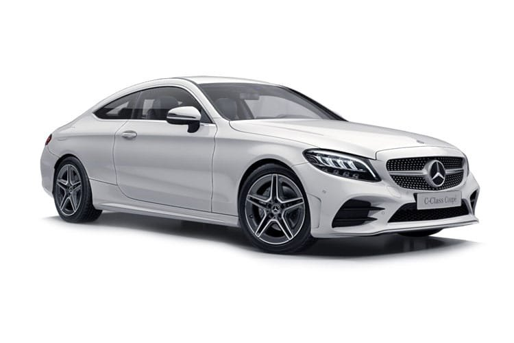 Mercedes c Class Coupe Special Editions C300d 4matic amg Line Night ed Prem+ 2dr 9g Tronic - 1