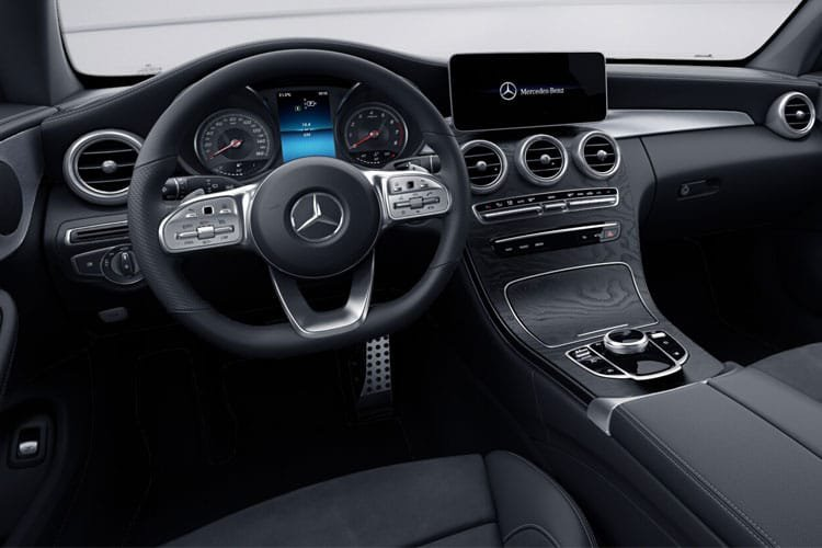 Mercedes c Class Coupe Special Editions C300d 4matic amg Line Night ed Prem+ 2dr 9g Tronic - 4