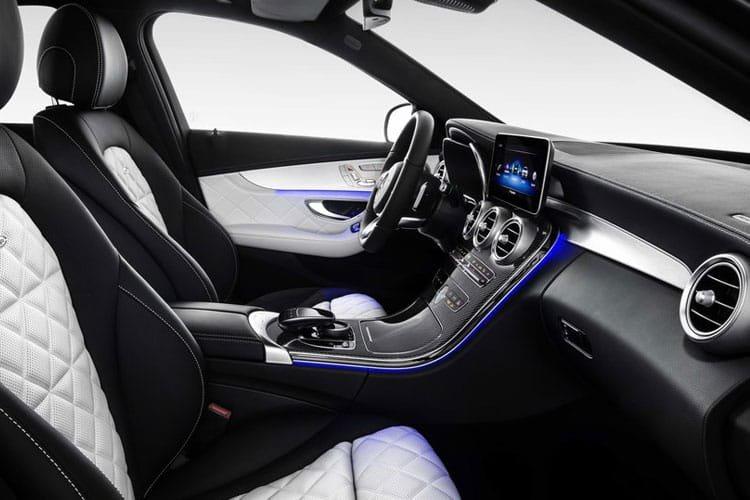 Mercedes c Class Estate Special Editions C300de amg Line Night ed Premium + 5dr 9g Tronic - 28