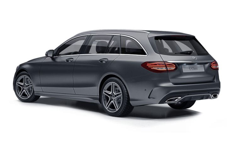 Mercedes c Class Estate C300e amg Line Edition 5dr 9g Tronic - 29