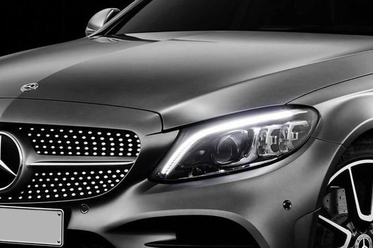 Mercedes c Class Estate C300e amg Line Edition 5dr 9g Tronic - 28