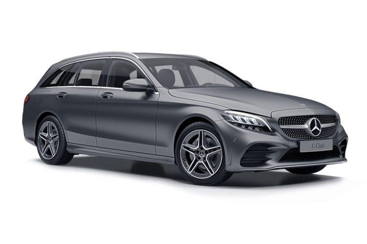 Mercedes c Class Estate C300e amg Line Edition 5dr 9g Tronic - 25