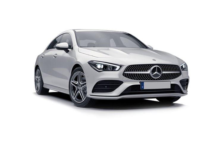 Mercedes cla Coupe cla 180 amg Line 4dr tip Auto - 25