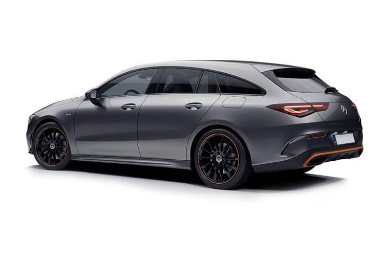 Mercedes cla Shooting Brake cla 200 amg Line Premium 5dr tip Auto - 27