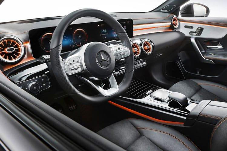 Mercedes cla Coupe cla 180 amg Line 4dr tip Auto - 35